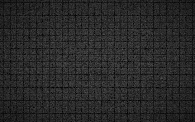 Fond de texture motif géométrique gris foncé