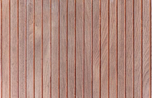 Fond de texture de motif de ligne de bois brun