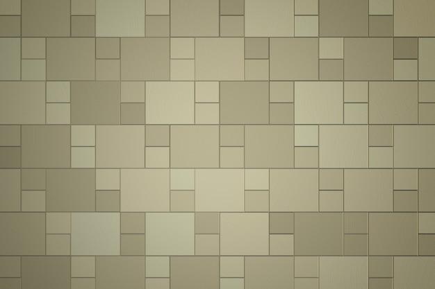 Fond de texture mur abstrait brillance dorée.