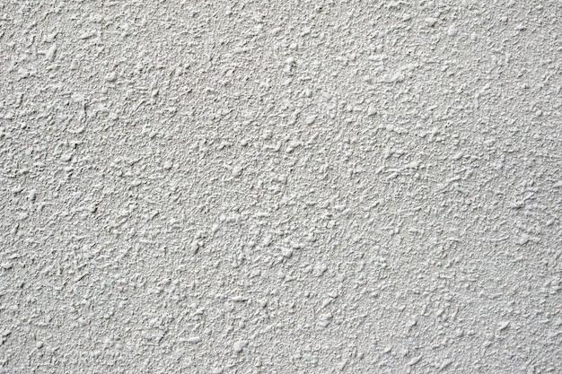 Fond de texture de mur en béton blanc brut.