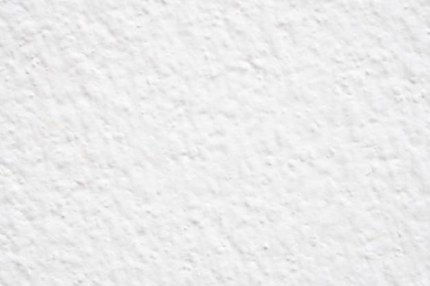 Fond de texture de mur de béton blanc utilisé pour la décoration intérieure et extérieure