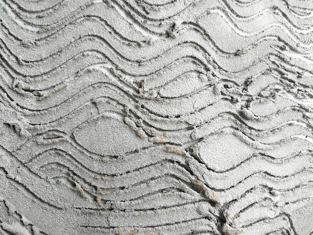 Fond de texture de mur béton polonais.
