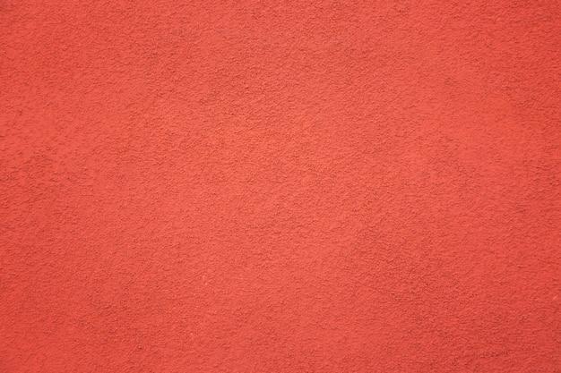 Fond de texture de mur en béton rouge