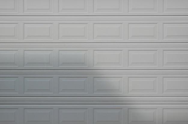 Fond de texture de mur en bois blanc