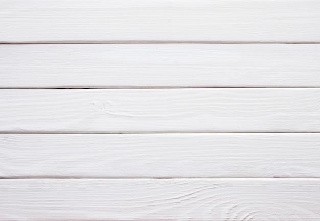 Fond de texture de mur en bois rustique blanc, planche de bois de palette blanche