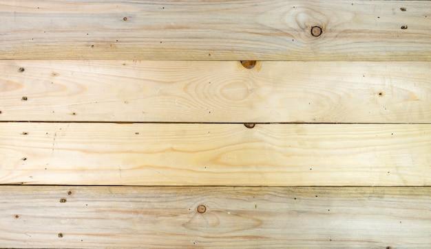 Fond ou texture de mur en bois véritable. fond bois motif naturel.
