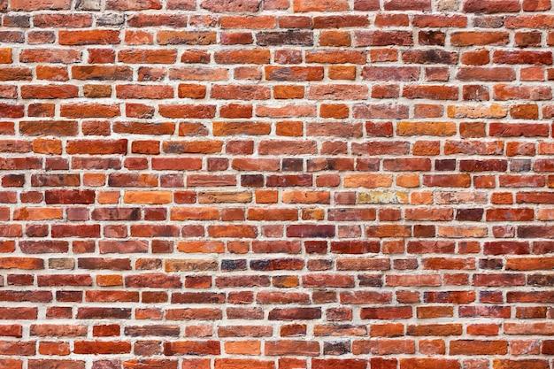 Fond de texture de mur de brique ancienne