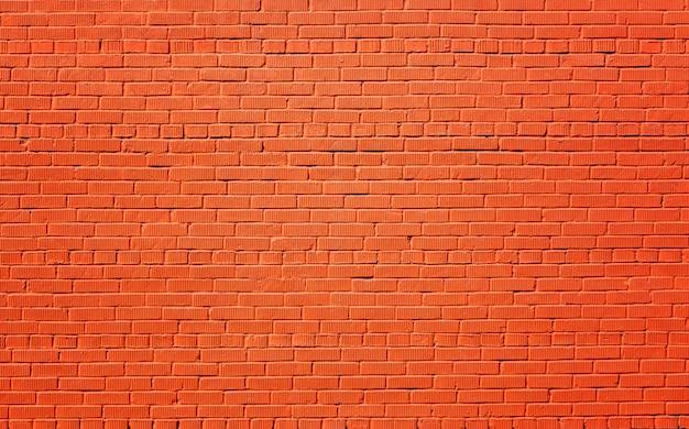 Fond de texture de mur de brique.
