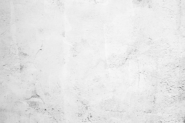 Fond de texture de mur de ciment blanc grunge blanc, fond de design d'intérieur, bannière