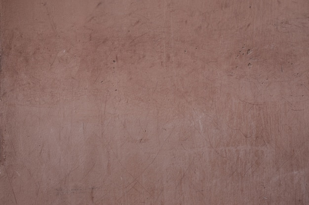 Fond de texture de mur lisse en béton brun
