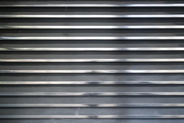Fond de texture de mur en métal foncé
