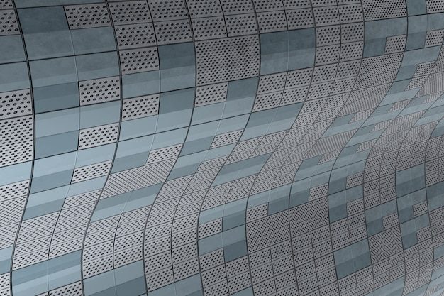Fond de texture mur moderne tech.