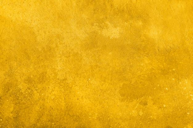 Fond de texture de mur d'or. texture abstraite dorée.