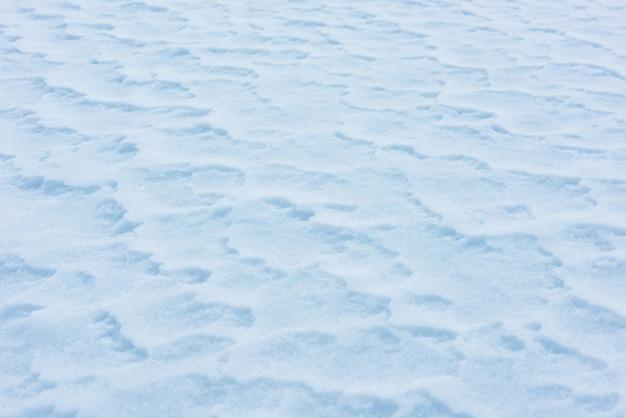 Fond de texture de neige