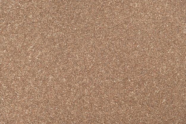 Fond de texture de paillettes scintillantes en cuivre.
