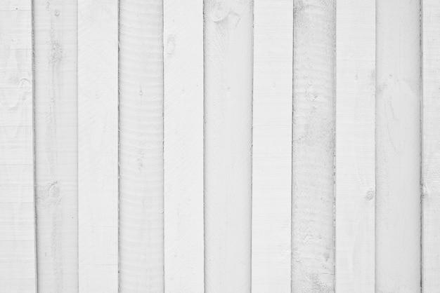 Fond et texture des panneaux en bois blanc.