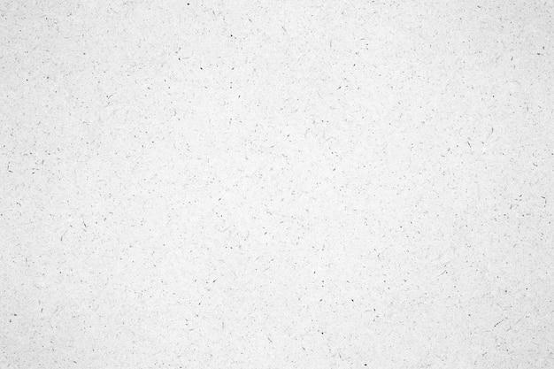 Fond de texture de papier blanc grunge.