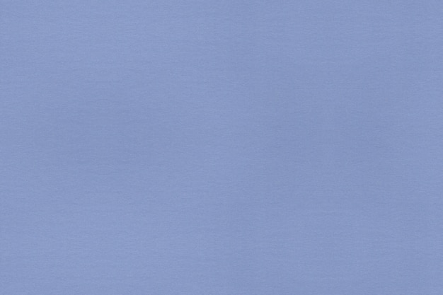 Fond texturé de papier bleu clair. nettoyer le fond texturé