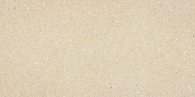 Fond de texture de papier brun clair, papier kraft horizontal avec un design unique de papier, style de papier naturel doux pour un design créatif esthétique