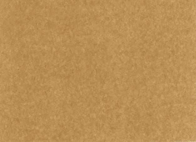 Fond de texture de papier brun haute résolution