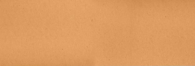 Fond de texture de papier brun recyclé. papier peint vintage