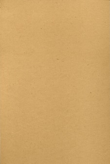 Fond de texture de papier brun recyclé.