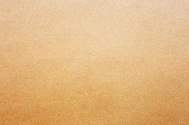 Fond de texture de papier brun.