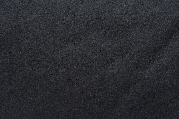 Fond de texture de papier de couleur noire abstraite