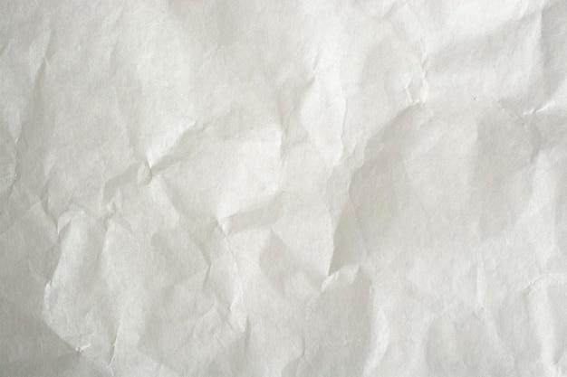 Fond de texture de papier froissé abstrait.