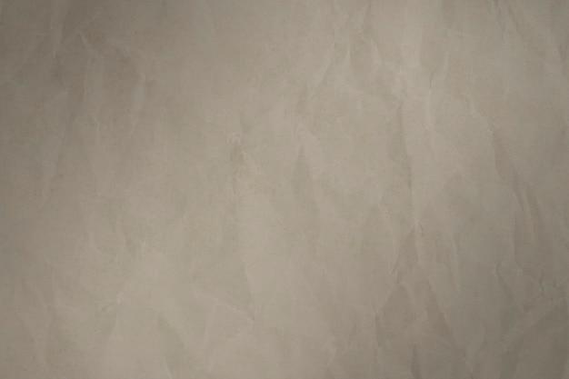 Fond texturé papier froissé vintage