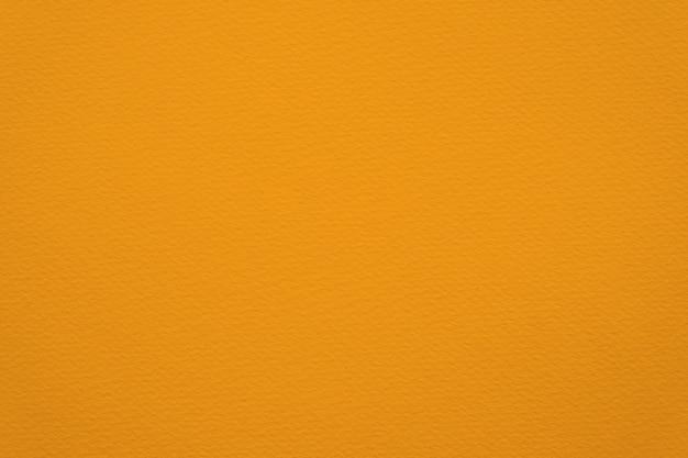 Fond de texture de papier jaune vierge