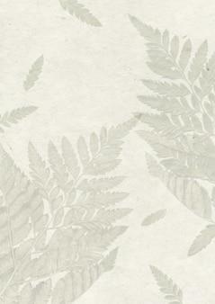 Fond de texture de papier à la main fleur pétale