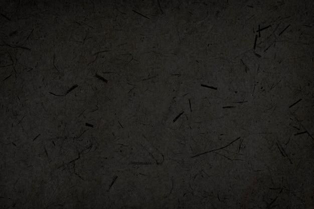 Fond texturé papier noir lisse