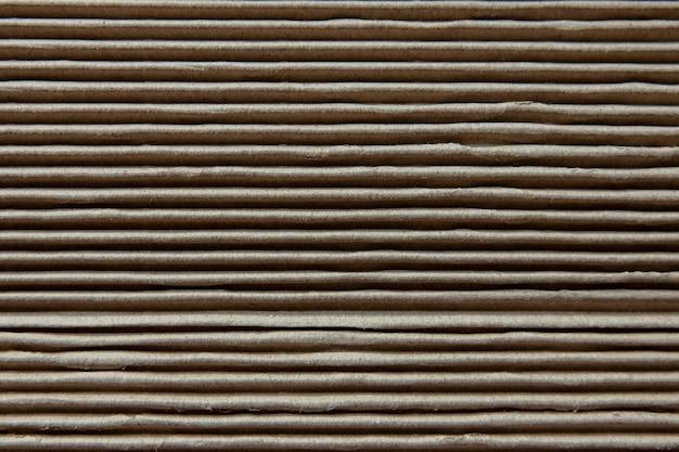 Fond de texture de papier ondulé