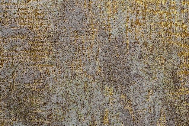 Fond de texture de papier de paillettes d'or abstrait ou toile de fond