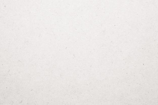 Fond de texture de papier recyclé blanc