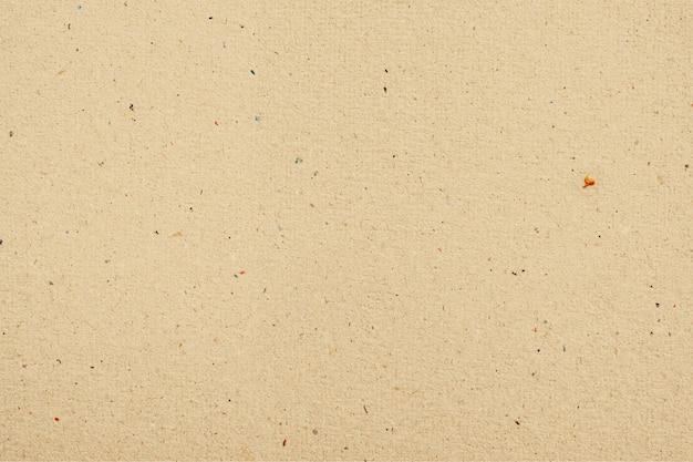 Fond de texture de papier recyclé brun.