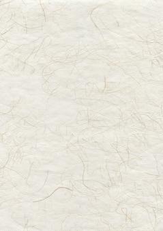 Fond de texture de papier recyclé japonais naturel