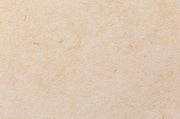 Fond de texture de papier recyclé marron froissé
