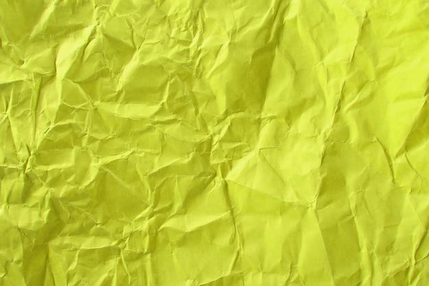 Fond de texture de papier, texture de papier froissé
