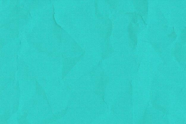 Fond texturé papier vert froissé
