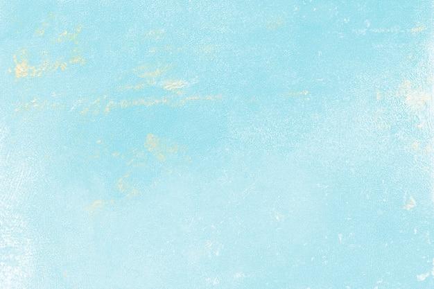 Fond texturé de peinture à l'huile bleu ciel