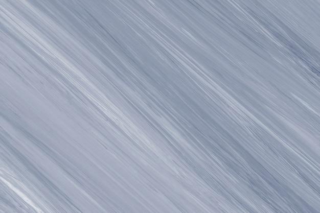 Fond texturé de peinture à l'huile gris bleuté