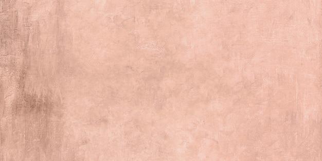 Fond texturé de peinture à l'huile orange pastel