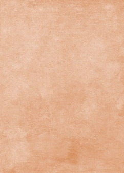 Fond texturé de peinture à l'huile orange
