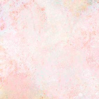 Fond texturé de peinture à l'huile rose pastel