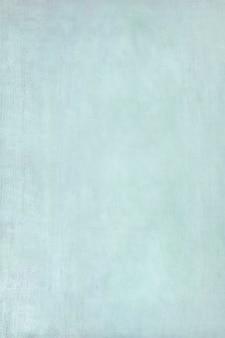 Fond texturé de peinture à l'huile vert pastel