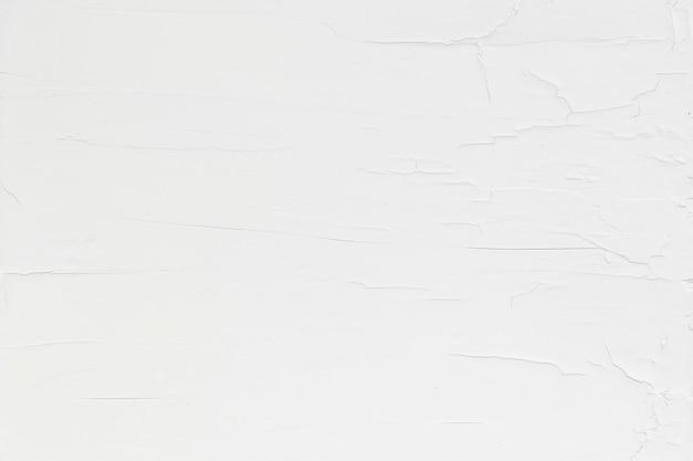 Fond texturé de peinture murale blanche