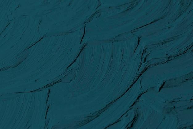 Fond texturé de peinture murale bleu foncé
