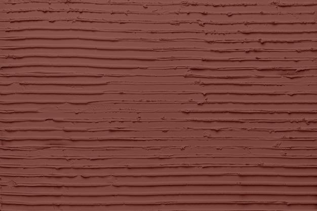 Fond texturé de peinture murale marron